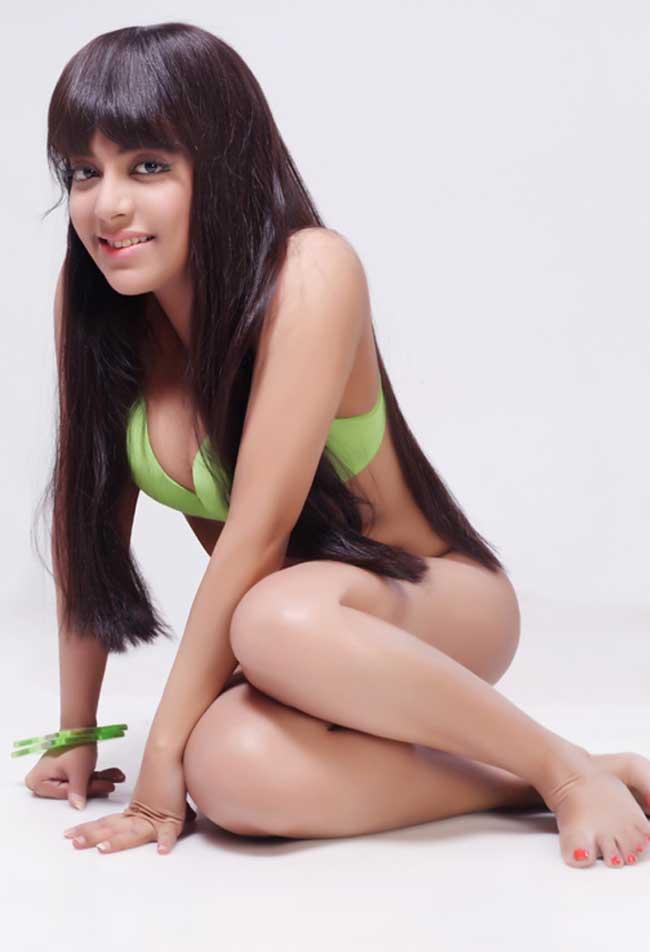 Ankeeta Mukherjee Bikini Hot Photo Shoot
