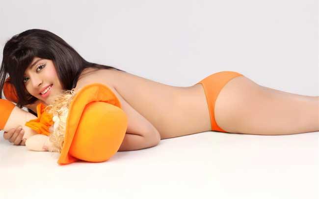 Hot Model Ankeeta Mukherjee Sexy Photo Shoot