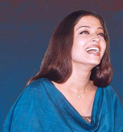 Aishwarya Rai With Open Smile Still