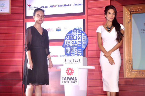 Malaika Arora Unveil the Taiwan Excellence Campaign