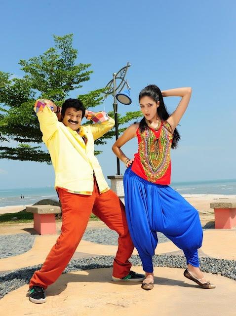 Balakrishna and Parvathi Songs Shotted at Malayasia