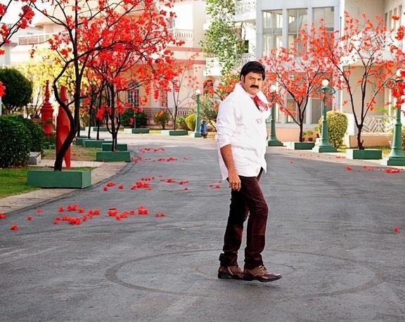 Balakrishna Stylist Photo In Srimannarayana Movie