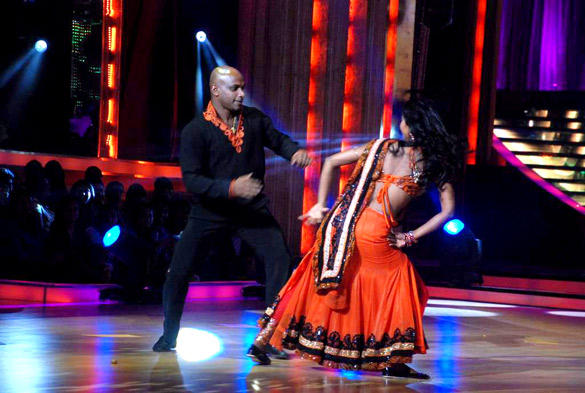 Sanath Jayasuriya Performs at Jhalak Dikhhla Jaa 5 Show