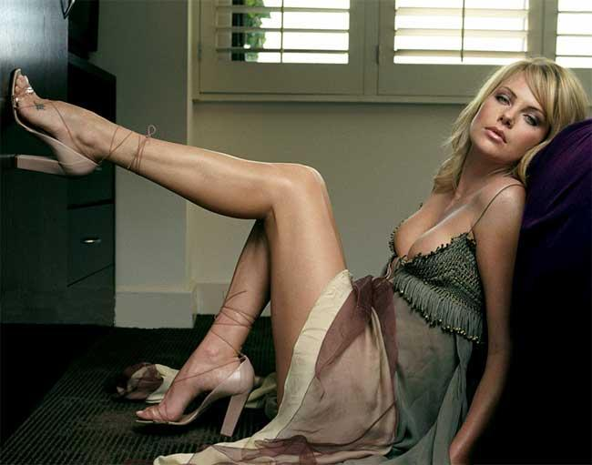 Charlize Theron with $18 Million Takes The Fifth Slot