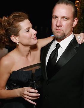 Jeses James and Sandra Bullock Latest Still