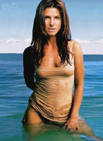 Sandra Bullock Latest Glamour Still