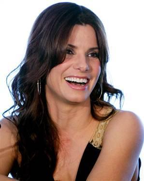 Sandra Bullock Open Smile Pic