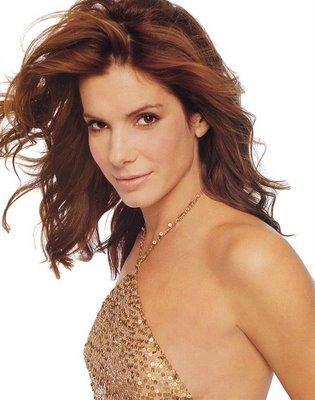 Sandra Bullock Pretty Look Still