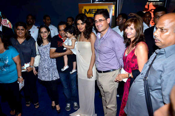 Priyanka Chopra at Premiere of The Teri Meri Kahaani In Dubai