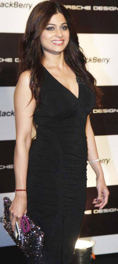 Shamita Shetty at Blackberry Porsche Design p9981 Launch