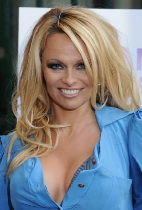 Pamela Denise Anderson Smiling Pic