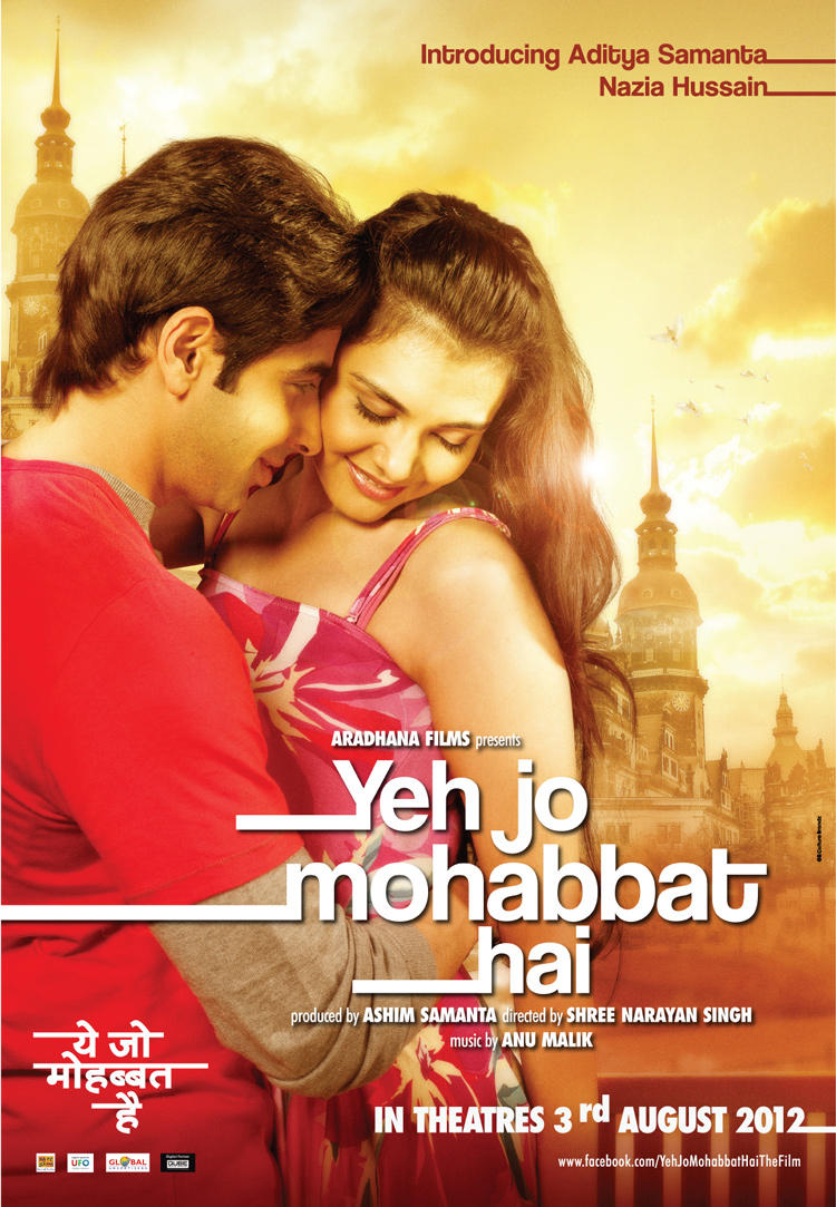 Yeh Jo Mohabbat Hai Romantic Pose Wallpaper