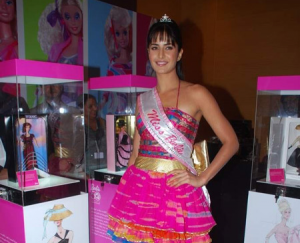 Katrina Kaif Launches Barbie Doll