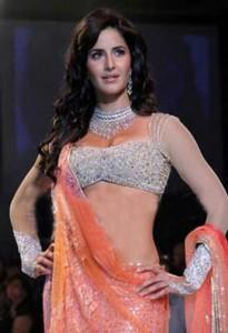 Katrina Kaif Sexy Pose On Ramp