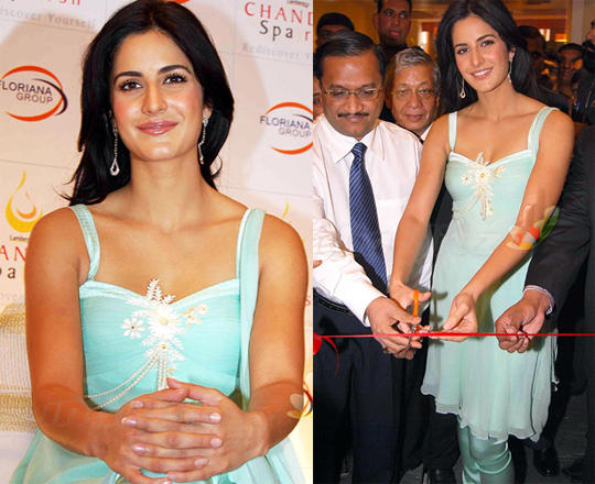 Katrina Kaif Spa Launch Photo