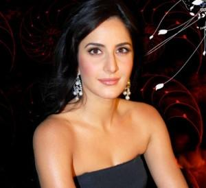 Katrina Kaif Strapless Dress Hot Pic