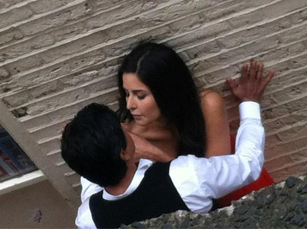Katrina and Shahrukh Sexy Still For New Movie London Ishq