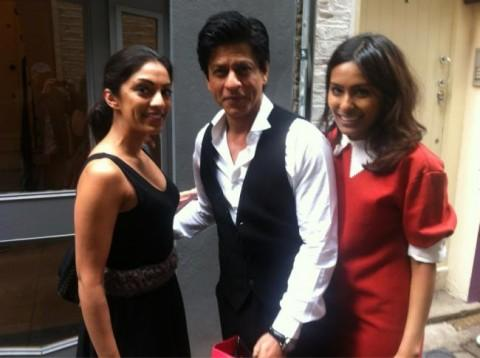 Shahrukh Khan On The Location Of London Ishq