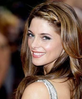 Ashley Greene Smiling Fcae Sexy Still