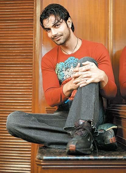 Ashmit Patel Cute Pose Photo Shoot