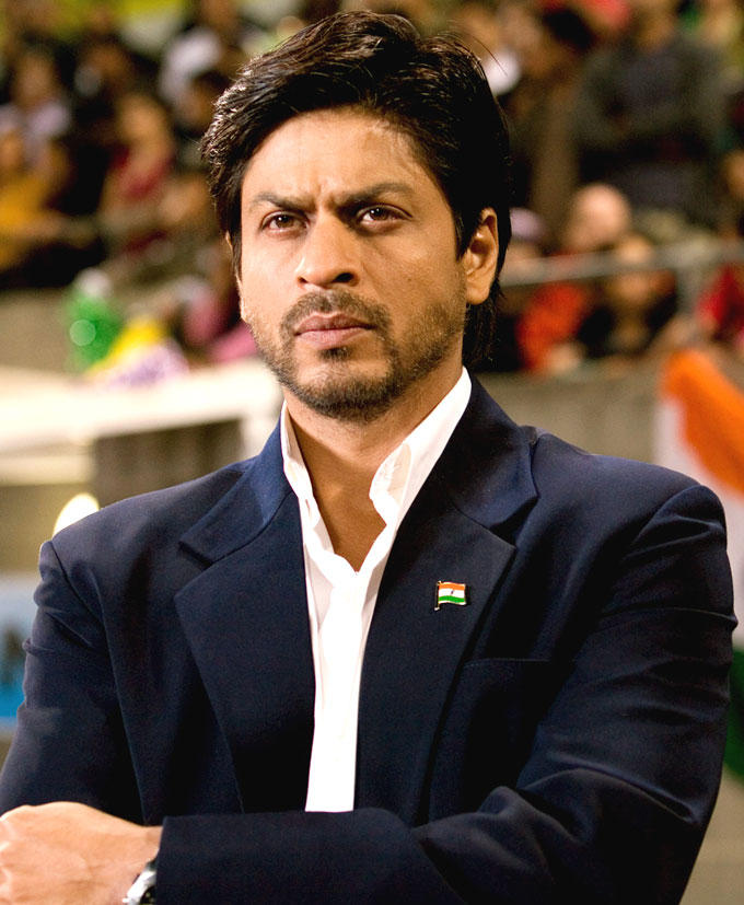 As Coach Kabir Khan, SRK Made The Nation Sit Up and Cheer Aloud Each Time His Team of Hockey Players Scored A Goal