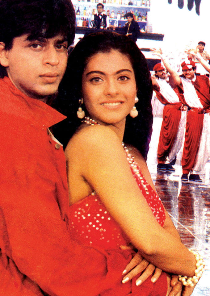 A lot of People Told SRK Not to Go For a Negative Role But He Went Right Ahead Giving Us a Superhit Film Baazigar