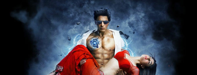 Ra. One Visual Effects Received Unanimous Acclaim, It Also Went On To Become the Second Highest-Grossing Film of 2011