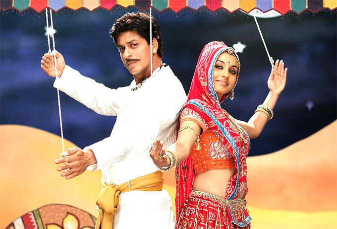 SRK Paheli Opposite Rani Mukerji, Was Screened at the Sundance Film Festival and Was Chosen as India's Official Entry to the Oscars for The 79th Academy Awards