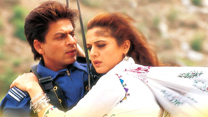 SRK Played The Role of an Indian Air Force Pilot, Squadron Leader Veer Pratap Singh in Veer Zaara The Film Was the Biggest Hit of 2004 in Both India and Overseas