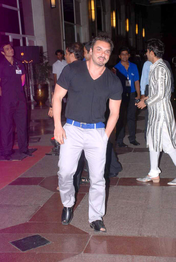 Sohail Khan Attend Esha Deol Sangeet Ceremony