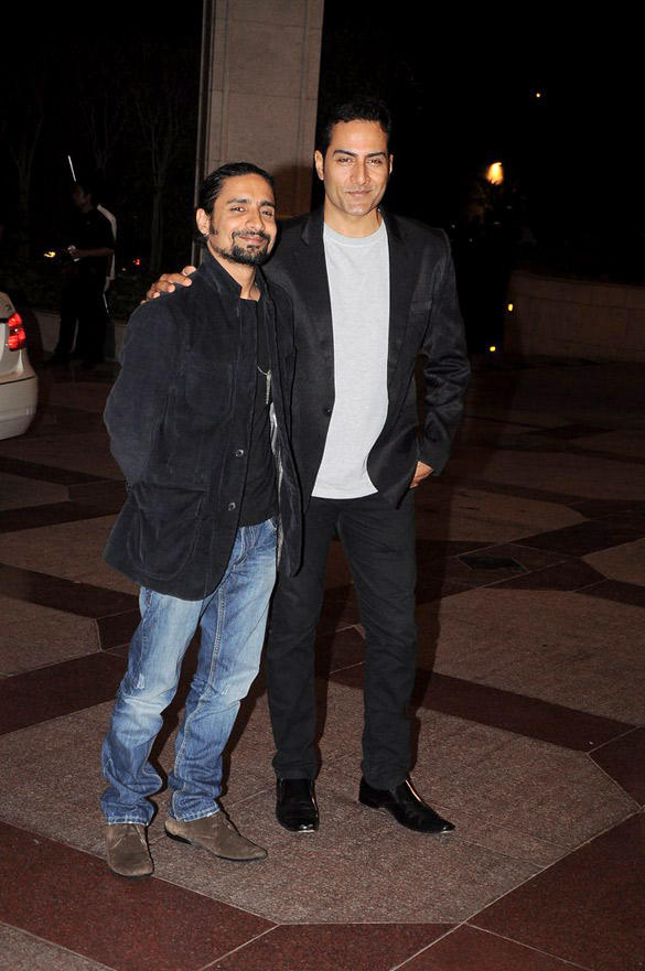Sudhanshu Pandey During The Sangeet Ceremony Of Esha Deol