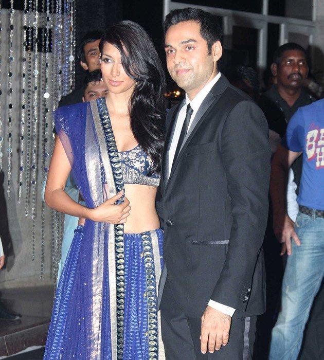 Abhay Deol and Sangeeta Desai