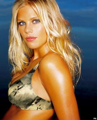 Elin Nordegren Hot Glamour Look Still