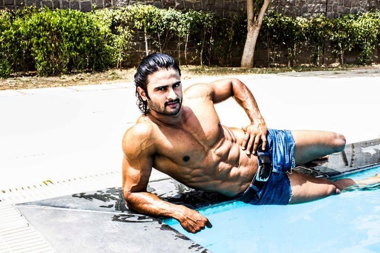Sudheer Babu Stylist Stunning Pose Photo Shoot