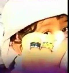 Aaradhya Bachchan Captured From A video From E24Music