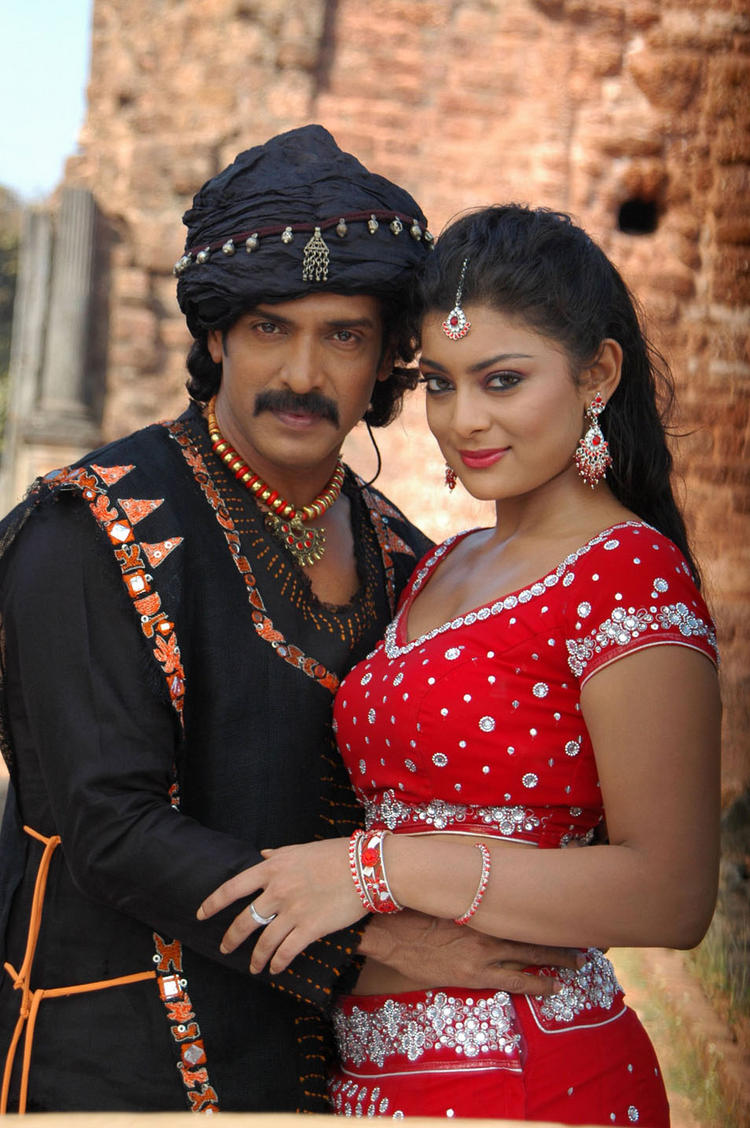Upendra and Soundarya Nice Still From God Father