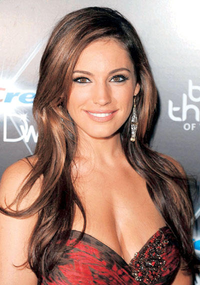 Kelly Brook Was The Fourth One On The List