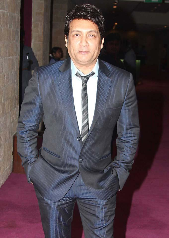 Shekhar Suman at SAB Ke Anokhe Awards 2012