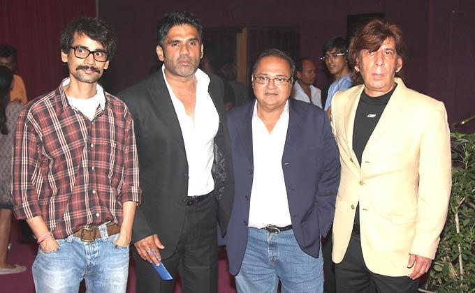 Sunil Shetty,Rakesh and Razzak attended SAB Ke Anokhe Awards 2012