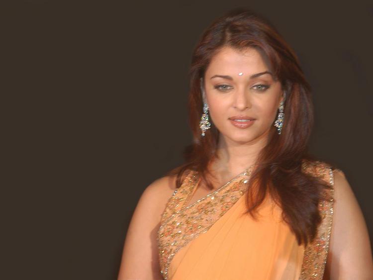 Aishwarya Rai Sizzling Pic In Saree