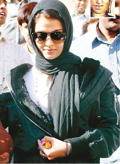 Aishwarya  Stunning Stylist Pic Wearing Goggles