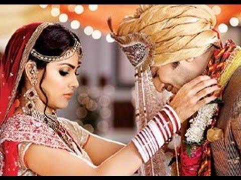 Actress Genelia D'souza and Ritesh Deshmukh Marriage Wedding Photo