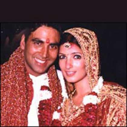 Twinkle Khanna Married With Akshay Kumar