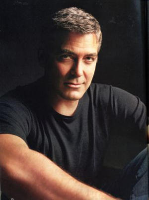 George Clooney Nice Look Picture