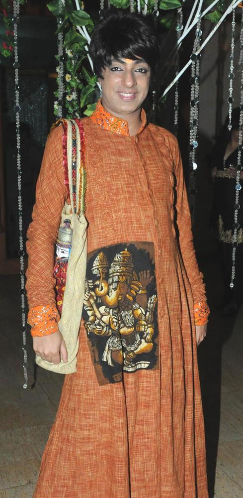 Rohit Verma Spotted at Suraj Godambe Sangeet Ceremony