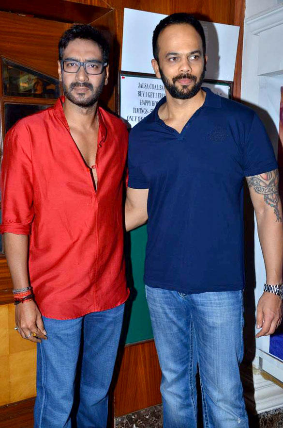 Ajay and Rohit Spotted To Promote Taarak Mehta Ka Ooltah Chashmah
