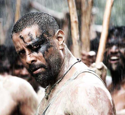 Raavan Movie Vikram Angry Look Hot Photo