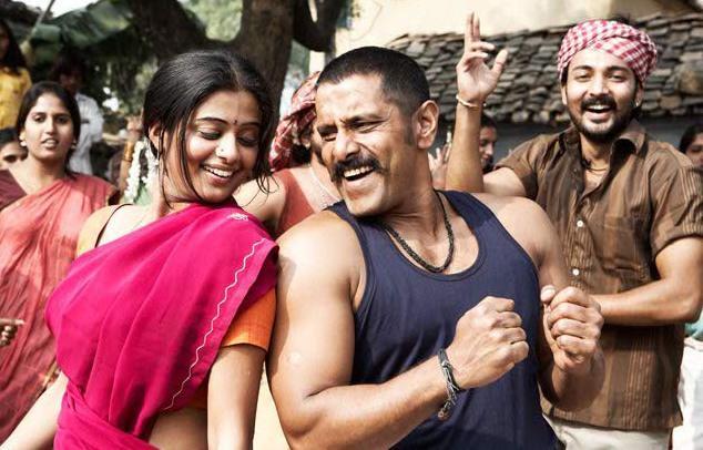 Raavan Movie Vikram Dancing Pic