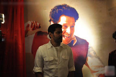 Vikram At Deiva Thirumagan Movie Press Meet
