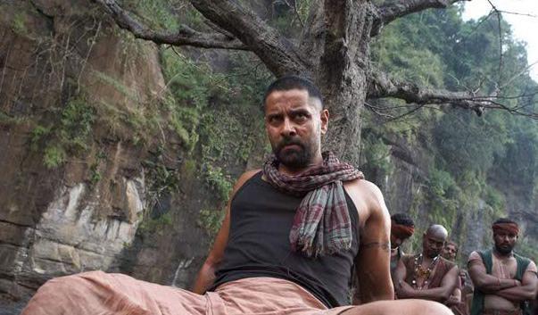Vikram Play as Nagetive Role In Raavan